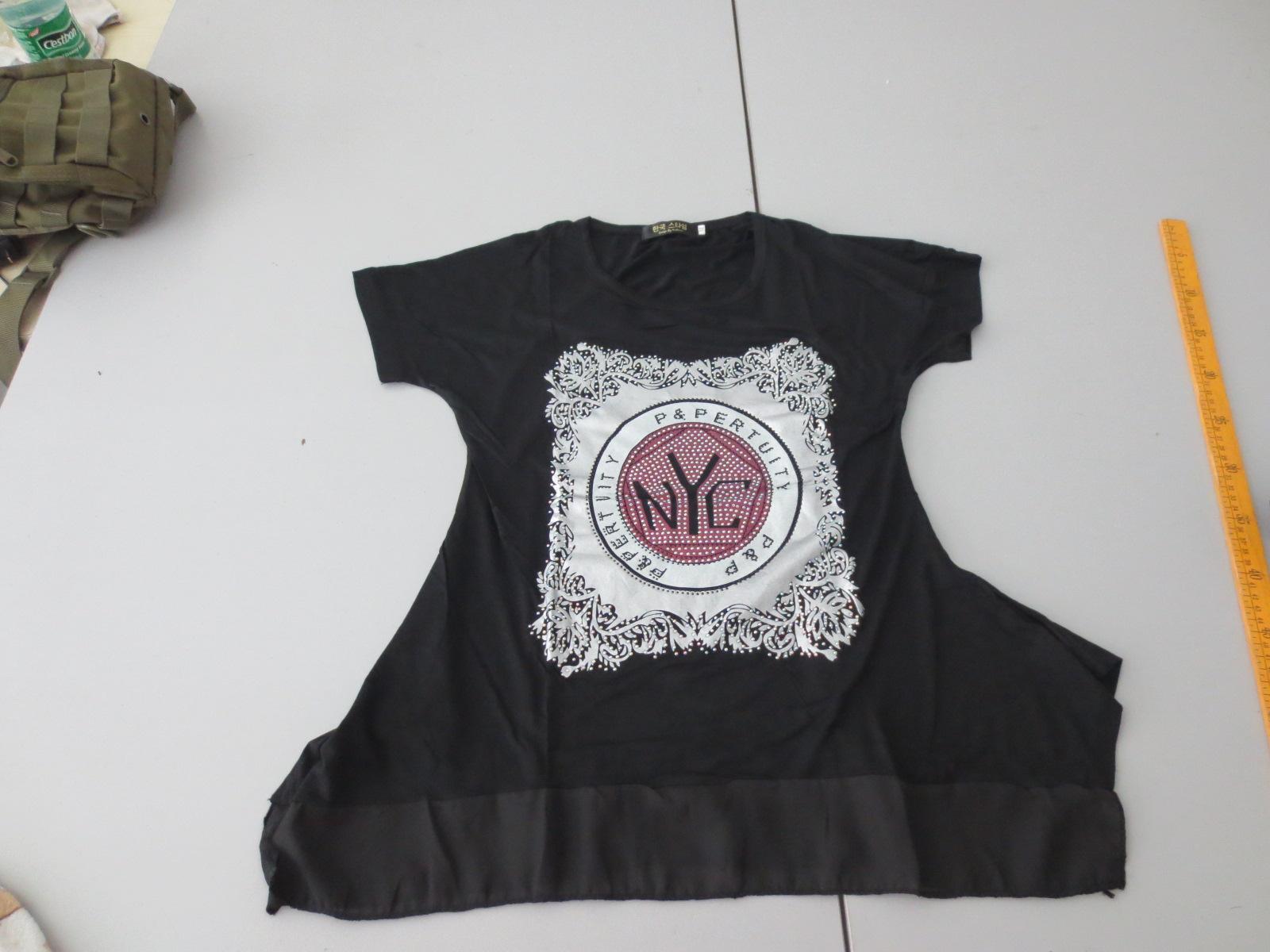 Футболка Короткий рукав футболки длинные свободные летние платья плюс размер женщин модальных хлопок печати платье верхняя половина рукав