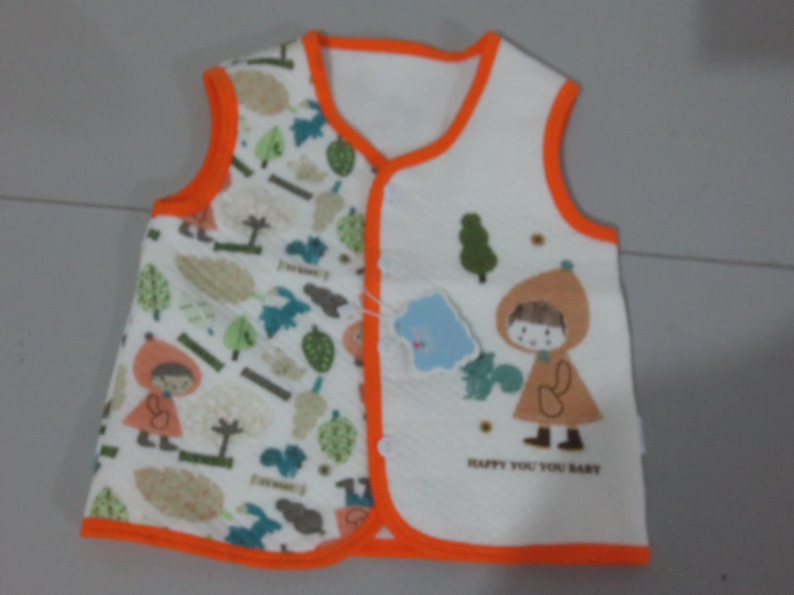 Детский жилет Yu Tong babe 1811 0-3 Yu Tong babe