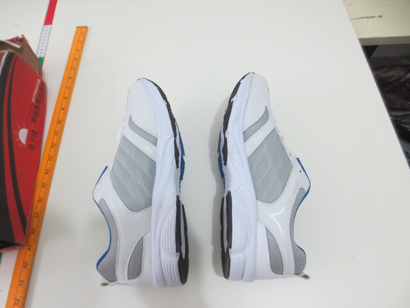Кроссовки Большой конце мужчин очень большие легкие туфли жира широкий тип добавляется код 45/46/47/48/49/50