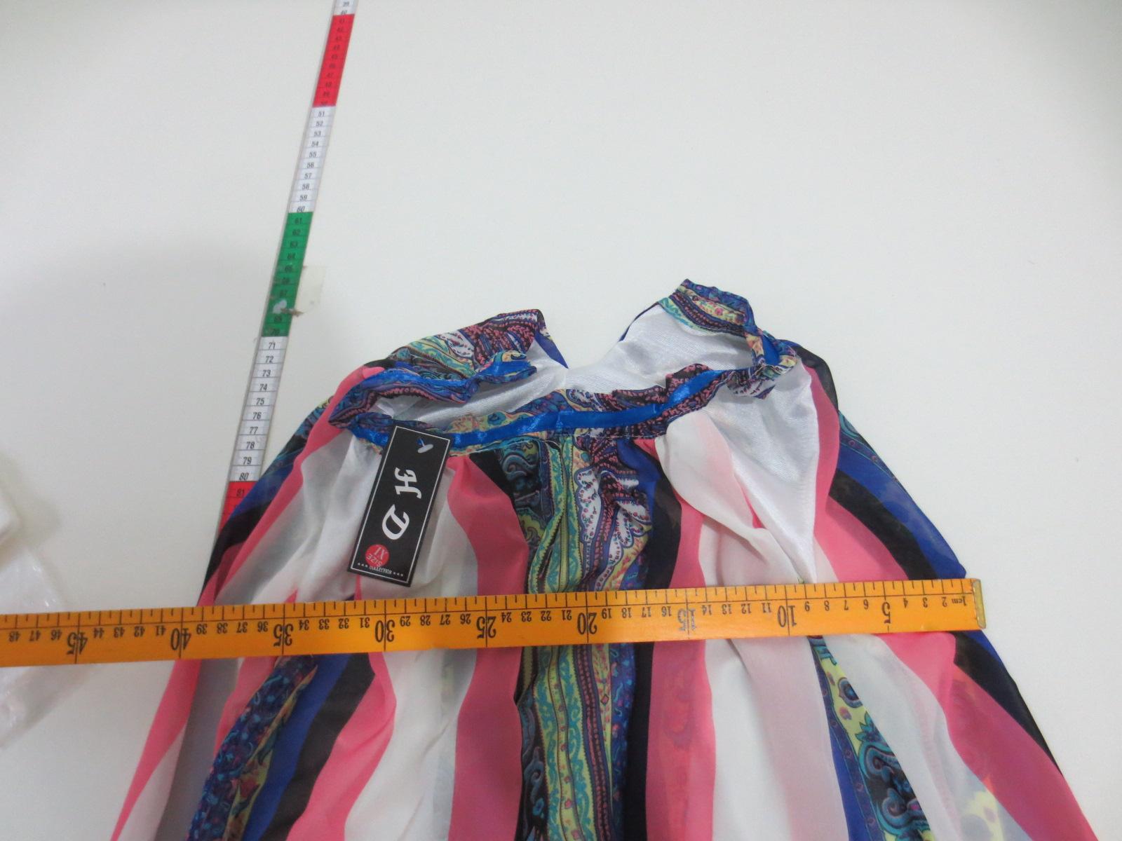 Женское платье Летом сексуальный богемной длинное платье без бретелек тонкий шифон печати Holiday Beach платья женщин