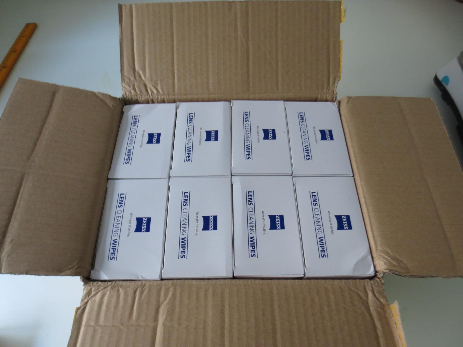 Салфетка для чистки объектива Zeiss Zeiss Германии профессиональный объектив папиросной бумаги чистой линзы бумаги салфетки очки купить один получить один бесплатный